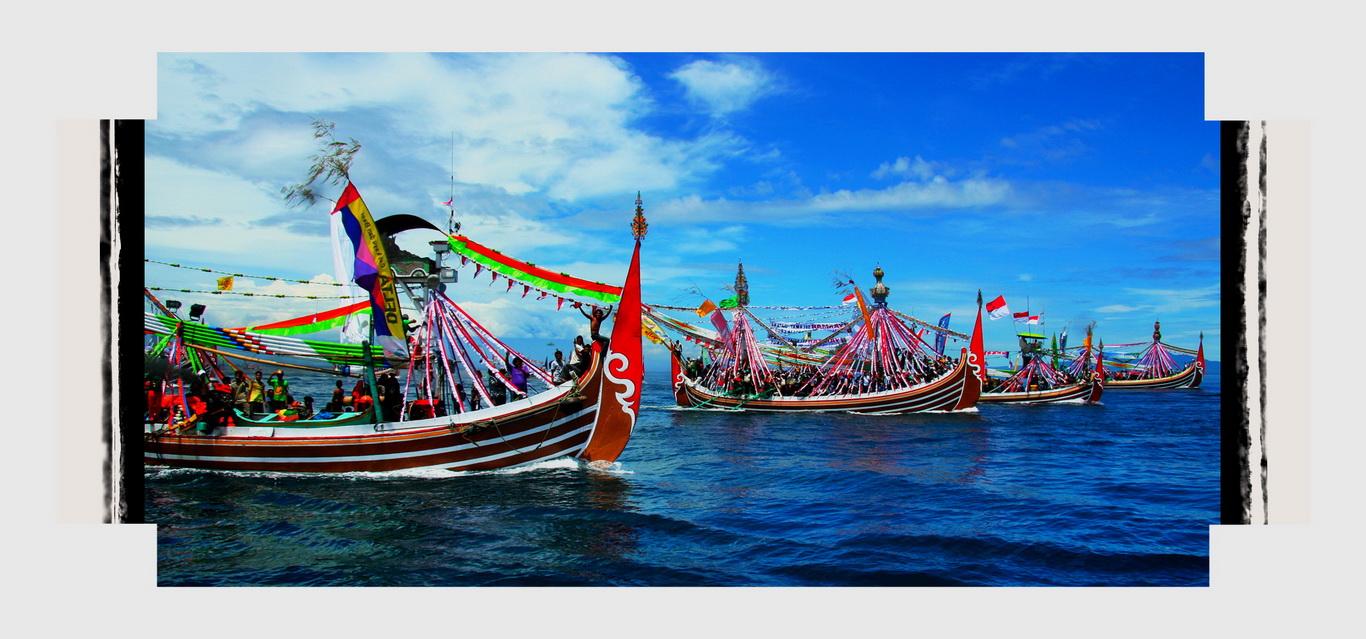 Petik Laut Muncar, Banyuwangi Festival 2016