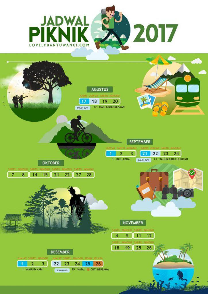 Jadwal Piknik 2017